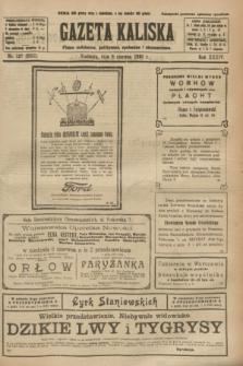 Gazeta Kaliska : pismo codzienne, polityczne, społeczne i ekonomiczne. R.34, nr 127 (6 czerwca 1926) = nr 8355