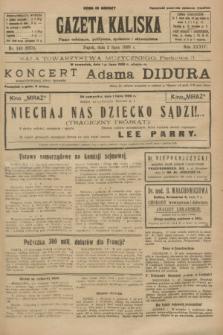 Gazeta Kaliska : pismo codzienne, polityczne, społeczne i ekonomiczne. R.34, nr 148 (2 lipca 1926) = nr 8376