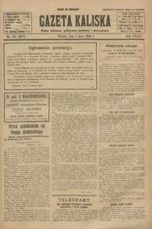 Gazeta Kaliska : pismo codzienne, polityczne, społeczne i ekonomiczne. R.34, nr 151 (6 lipca 1926) = nr 8379