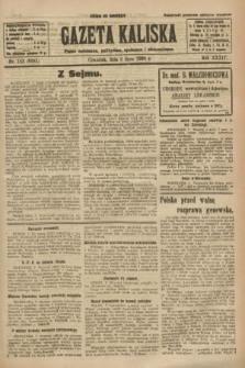Gazeta Kaliska : pismo codzienne, polityczne, społeczne i ekonomiczne. R.34, nr 153 (8 lipca 1926) = nr 8381