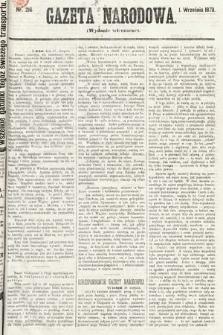 Gazeta Narodowa (wydanie wieczorne). 1870, nr216