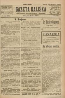 Gazeta Kaliska : pismo codzienne, polityczne, społeczne i ekonomiczne. R.34, nr 161 (17 lipca 1926) = nr 8389