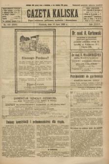 Gazeta Kaliska : pismo codzienne, polityczne, społeczne i ekonomiczne. R.34, nr 162 (18 lipca 1926) = nr 8390