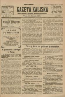 Gazeta Kaliska : pismo codzienne, polityczne, społeczne i ekonomiczne. R.34, nr 175 (3 sierpnia 1926) = nr 8403