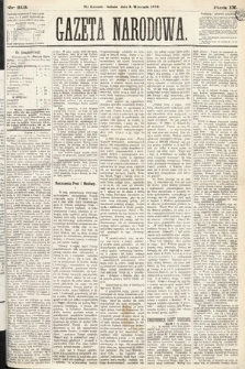Gazeta Narodowa. 1870, nr218
