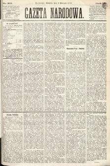 Gazeta Narodowa. 1870, nr219