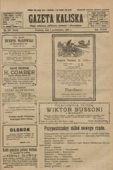 Gazeta Kaliska : pismo codzienne, polityczne, społeczne i ekonomiczne. R.34, nr 228 (3 października 1926) = nr 8456