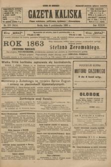 Gazeta Kaliska : pismo codzienne, polityczne, społeczne i ekonomiczne. R.34, nr 230 (6 października 1926) = nr 8458