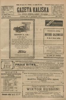 Gazeta Kaliska : pismo codzienne, polityczne, społeczne i ekonomiczne. R.34, nr 234 (10 października 1926) = nr 8462