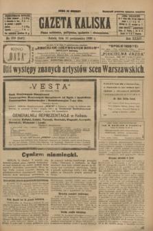 Gazeta Kaliska : pismo codzienne, polityczne, społeczne i ekonomiczne. R.34, nr 239 (16 października 1926) = nr 8467