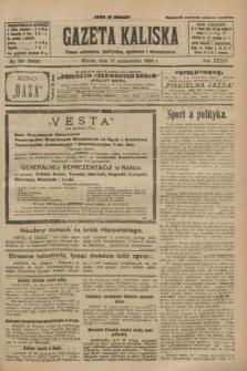 Gazeta Kaliska : pismo codzienne, polityczne, społeczne i ekonomiczne. R.34, nr 241 (19 października 1926) = nr 8469