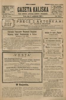 Gazeta Kaliska : pismo codzienne, polityczne, społeczne i ekonomiczne. R.34, nr 248 (27 października 1926) = nr 8476