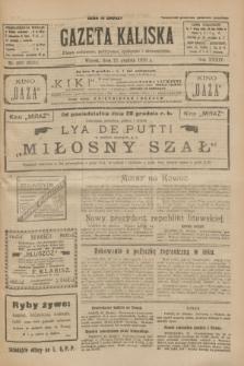 Gazeta Kaliska : pismo codzienne, polityczne, społeczne i ekonomiczne. R.34, nr 293 (21 grudnia 1926) = nr 8521