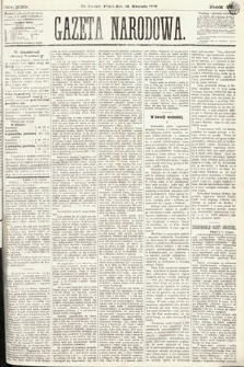 Gazeta Narodowa. 1870, nr230