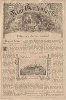"""Neue Gartenlaube : Beilage zum """"Danziger Courier"""". 1895, № 30 ([28 Juli])"""