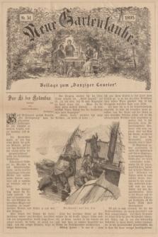 """Neue Gartenlaube : Beilage zum """"Danziger Courier"""". 1895, № 51 ([22 Dezember])"""