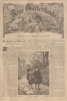 """Neue Gartenlaube : Beilage zum """"Danziger Courier"""". 1896, № 8 ([23 Februar])"""
