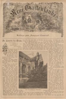 """Neue Gartenlaube : Beilage zum """"Danziger Courier"""". 1896, № 11 ([15 März])"""