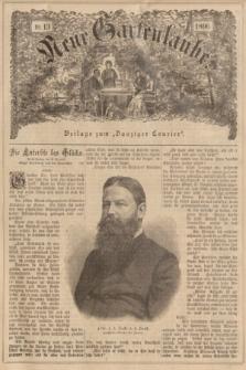 """Neue Gartenlaube : Beilage zum """"Danziger Courier"""". 1896, № 13 ([29 März])"""
