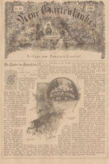 """Neue Gartenlaube : Beilage zum """"Danziger Courier"""". 1896, № 18 ([3 Mai])"""