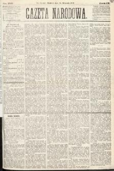 Gazeta Narodowa. 1870, nr232