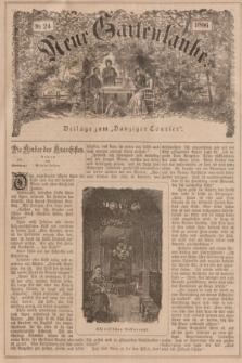 """Neue Gartenlaube : Beilage zum """"Danziger Courier"""". 1896, № 24 ([14 Juni])"""