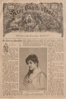 """Neue Gartenlaube : Beilage zum """"Danziger Courier"""". 1896, № 25 ([21 Juni])"""