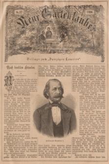 """Neue Gartenlaube : Beilage zum """"Danziger Courier"""". 1896, № 27 ([5 Juli])"""