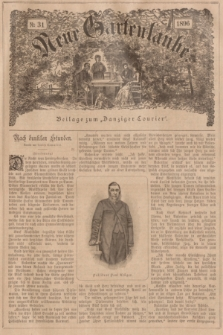 """Neue Gartenlaube : Beilage zum """"Danziger Courier"""". 1896, № 31 ([2 August])"""