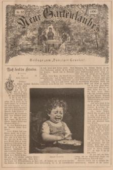 """Neue Gartenlaube : Beilage zum """"Danziger Courier"""". 1896, № 32 ([9 August])"""
