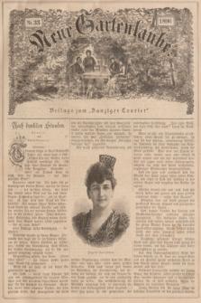 """Neue Gartenlaube : Beilage zum """"Danziger Courier"""". 1896, № 33 ([16 August])"""