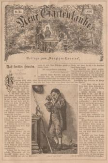 """Neue Gartenlaube : Beilage zum """"Danziger Courier"""". 1896, № 34 ([23 August])"""
