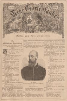 """Neue Gartenlaube : Beilage zum """"Danziger Courier"""". 1896, № 38 ([20 September])"""
