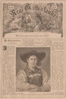 """Neue Gartenlaube : Beilage zum """"Danziger Courier"""". 1896, № 42 ([18 Oktober])"""