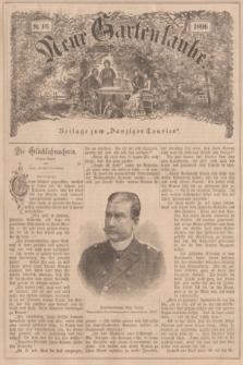 """Neue Gartenlaube : Beilage zum """"Danziger Courier"""". 1896, № 46 ([15 November])"""