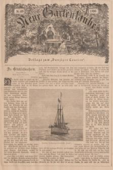 """Neue Gartenlaube : Beilage zum """"Danziger Courier"""". 1896, № 49 ([6 Dezember])"""