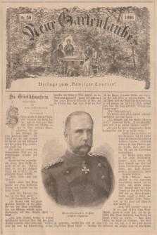 """Neue Gartenlaube : Beilage zum """"Danziger Courier"""". 1896, № 50 ([13 Dezember])"""