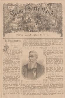 """Neue Gartenlaube : Beilage zum """"Danziger Courier"""". 1896, № 51 ([20 Dezember])"""