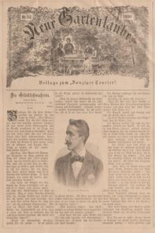 """Neue Gartenlaube : Beilage zum """"Danziger Courier"""". 1896, № 52 ([25 Dezember])"""