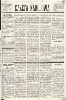 Gazeta Narodowa. 1870, nr235