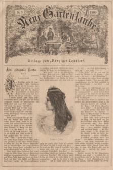 """Neue Gartenlaube : Beilage zum """"Danziger Courier"""". 1900, № 3 ([21 Januar])"""
