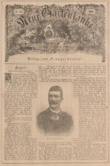 """Neue Gartenlaube : Beilage zum """"Danziger Courier"""". 1900, № 22 ([3 Juni])"""