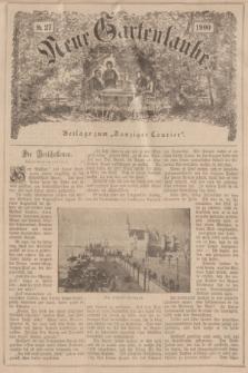 """Neue Gartenlaube : Beilage zum """"Danziger Courier"""". 1900, № 27 ([8 Juli])"""