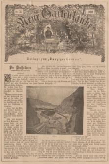 """Neue Gartenlaube : Beilage zum """"Danziger Courier"""". 1900, № 30 ([29 Juli])"""