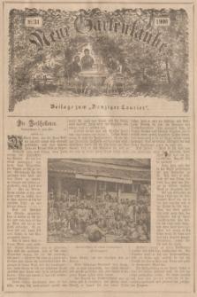 """Neue Gartenlaube : Beilage zum """"Danziger Courier"""". 1900, № 31 ([5 August])"""