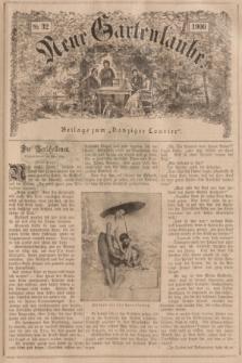 """Neue Gartenlaube : Beilage zum """"Danziger Courier"""". 1900, № 32 ([12 August])"""