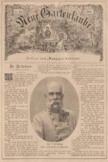 """Neue Gartenlaube : Beilage zum """"Danziger Courier"""". 1900, № 33 ([19 August])"""