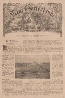 """Neue Gartenlaube : Beilage zum """"Danziger Courier"""". 1900, № 35 ([2 September])"""