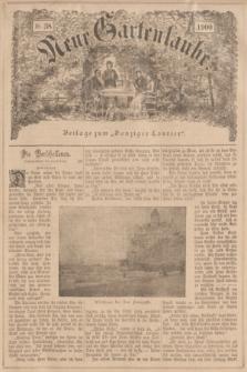 """Neue Gartenlaube : Beilage zum """"Danziger Courier"""". 1900, № 38 ([23 September])"""