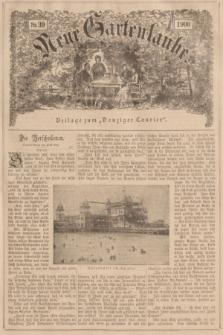 """Neue Gartenlaube : Beilage zum """"Danziger Courier"""". 1900, № 39 ([30 September])"""